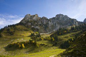Naturpark Gantrisch, Breccaschlund (Svizzera)